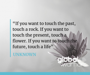 Thought for the week: Touching the future