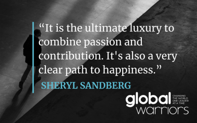Thought for the week: The ultimate luxury
